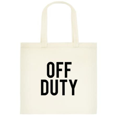 The Off Duty Tote, $20