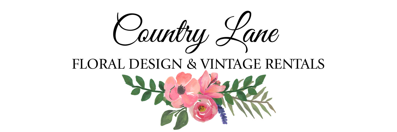 Country Lane Floral Design Vintage Rentals