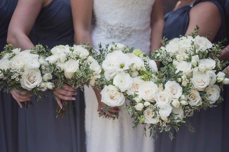 White green wedding country lane floral design vintage rentals green and white wedding flowersg mightylinksfo