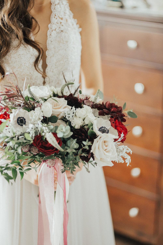 HOLLAND MARSH WINERY FALL WEDDING -