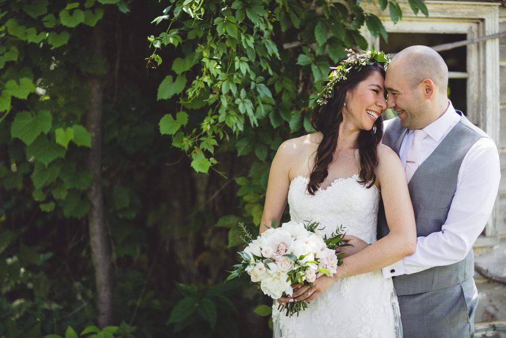 HOLLAND MARSH WINERYSUMMER WEDDING -