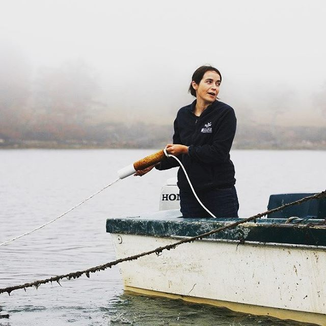 Here's to all the women on the water!  #internationalwomensday  #sarahtheseafarmer #seedsforthefuture
