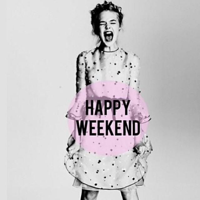 Happy weekend 💗 #alibithesalon