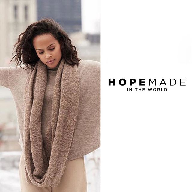 Had the pleasure to design the new online retail experience for @hopemade.world . . #liveinhopemade #alpaca #cozy #sweater #sweaterweather