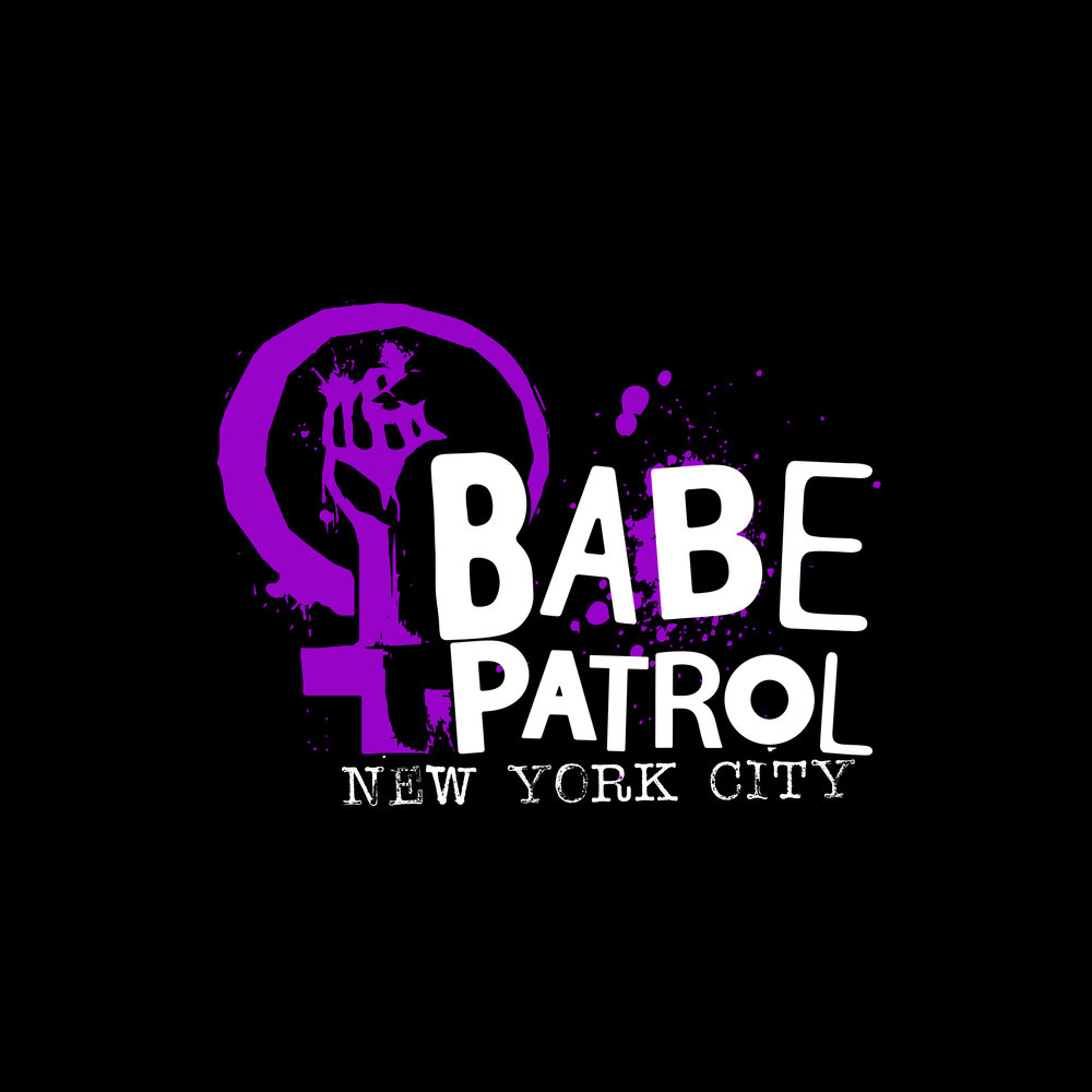 """Born in 2011, Babe Patrol originated as a punk rock band from New York City that paid homage to the riot grrrl movement with a full female ensemble. Following their self-titled debut EP that same year, the band has since become a melodically proficient group.  Babe Patrol's founding member, Jewels(Vocals), is a songwriter who is able to conjure up the nostalgic glory of 90's punk rock, all while staying fresh with the timeless value of performing unavoidably catchy tunes. Whether it's providing commentary on social injustice, unveiling instances of political oppression, or opening up with honest personal catharsis, her lyrics prove to be just as impactful as the dynamic delivery she demands of each line.  The band's recent releases include their debut LP """"Roughed Up"""" during the Fall 2016, followed by the EP """"Sugar, Spice and Vodka on Ice"""" in the Summer 2017. During the span of these releases the band took on two new instrumentalists, Walter(Drums) and Mike(Guitar) who have since made their mark in advancing the sonic potential of the music. Soon afterward, and with the addition of Allison(Bass) and Erin(Vocals), the band continues to solidify itself as a musical force to be reckoned with. Live performances feature unrelenting spontaneity and raw punk rock energy, all while 3-part female vocal harmonies cascade over the fast tempo compositions.  Their latest EP, """"Rich and Bored"""", which has been released in June 2018, marks a rejuvenation in the band's persistence to progress further musically, all while sticking to their no-nonsense punk rock roots."""