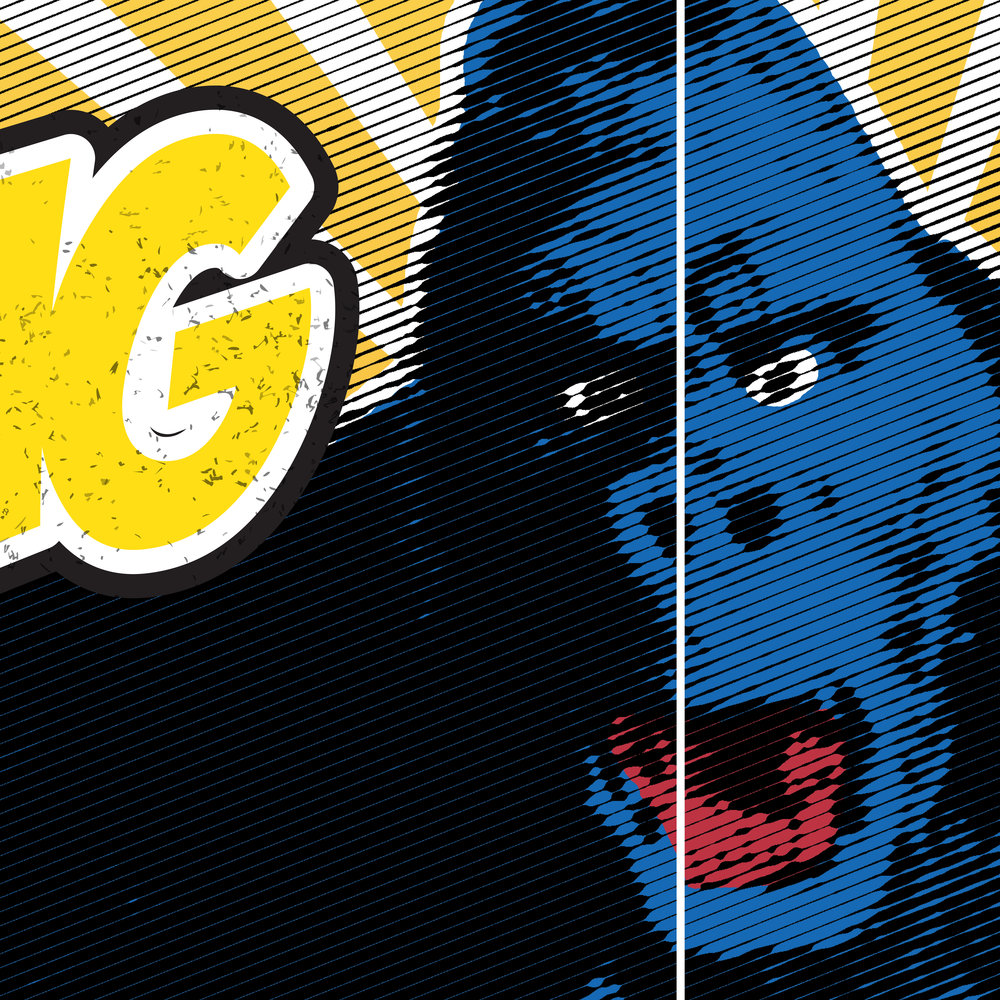 King Kong close up