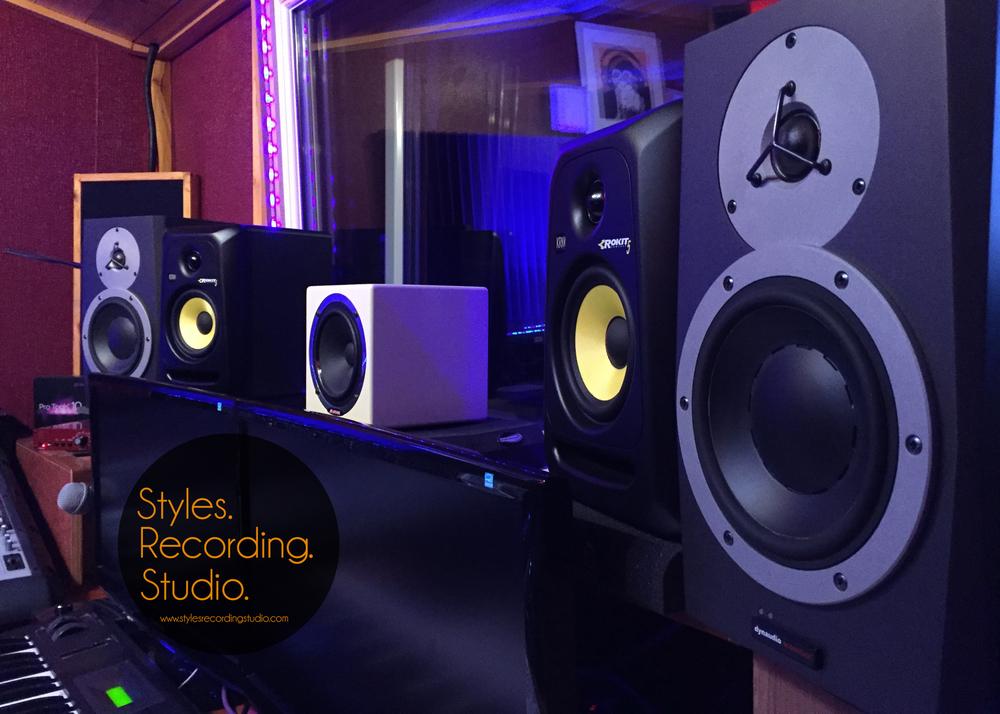 Styles Recording Studio