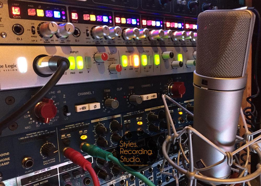 Styles Recording Studo