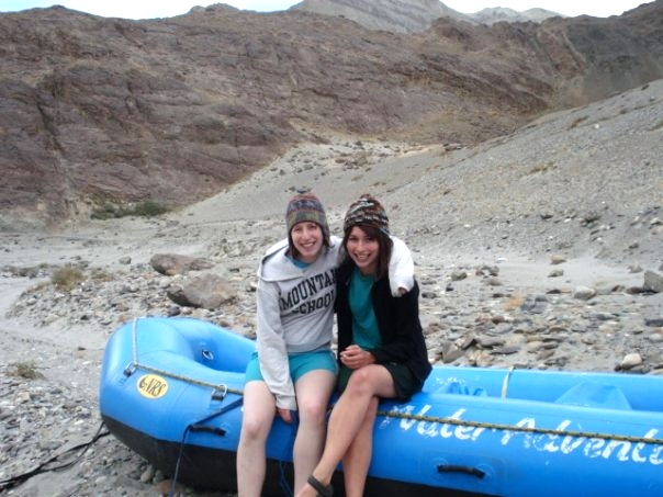 rafting with the inimitable evan pulvers, ladakh