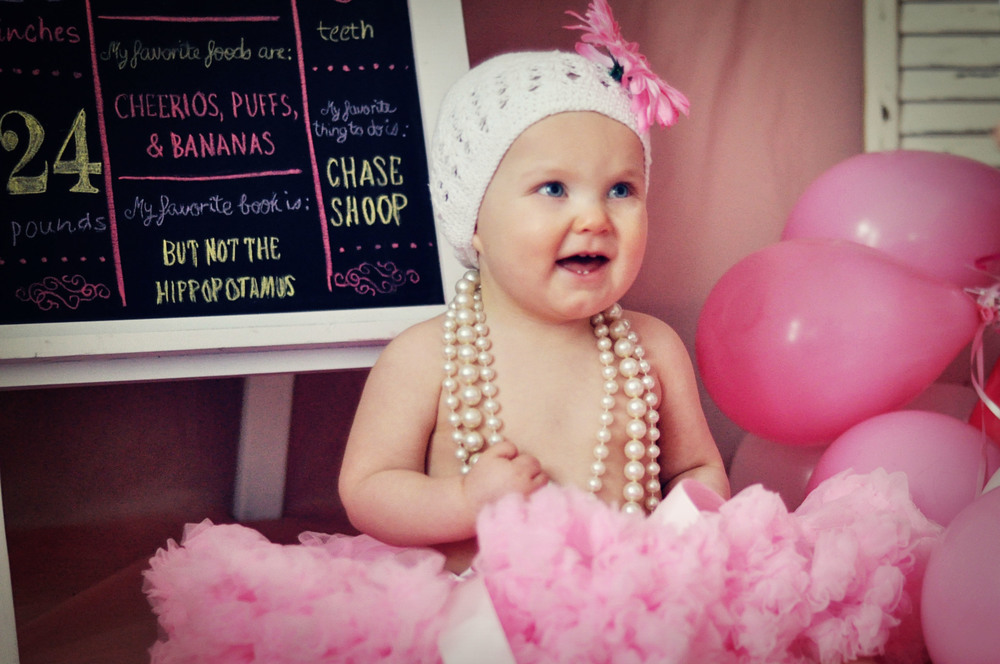 Christine KRawiec Photography - South Jersey First Birthday Photographer