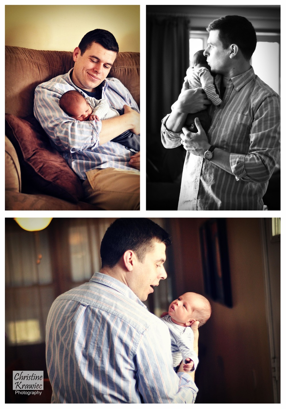 Christine Krawiec Photography - Philadelphia Newborn Photographer