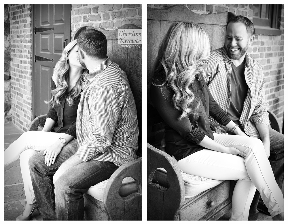 Christine Krawiec Photography - Chester County Engagement Photographer