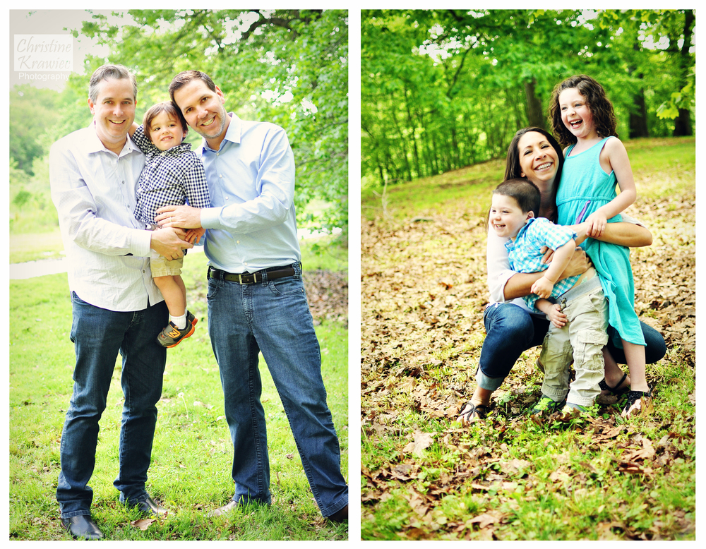 Christine KRawiec Photography - Haddonfield Family Photographer
