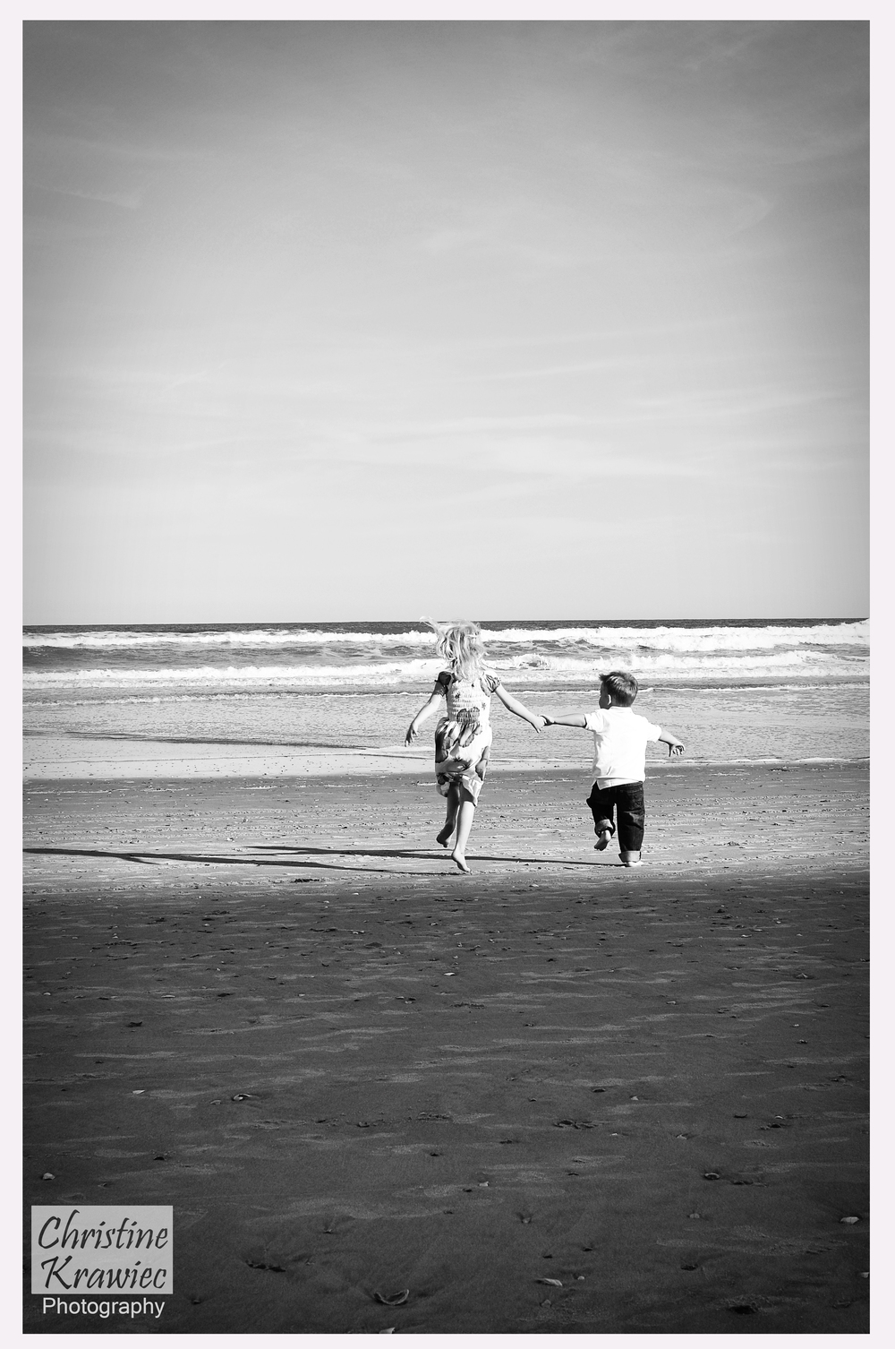 Christine Krawiec Photography - Margate Beach Photographer