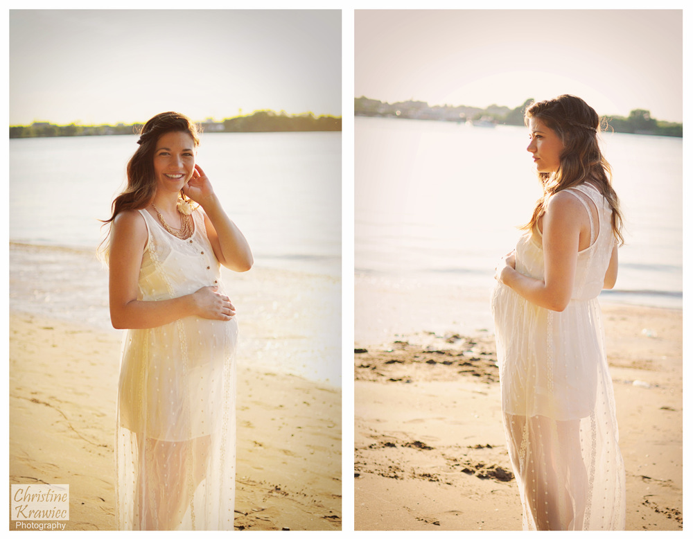Christine KRawiec Photography - South Jersey Maternity Photographer