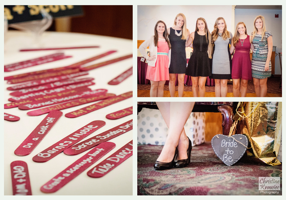 ChristineKrawiecPhotography - Bridal Shower