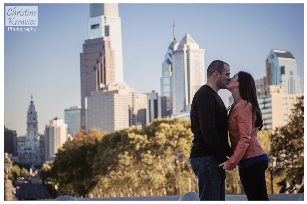 Christine Krawiec Photography - Philadelphia Engagement Session