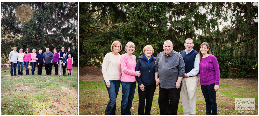 Christine Krwaiec Photography - Bucks County Family Photographer