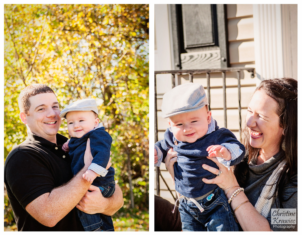 Christine Krawiec Photography - 6 Month Session