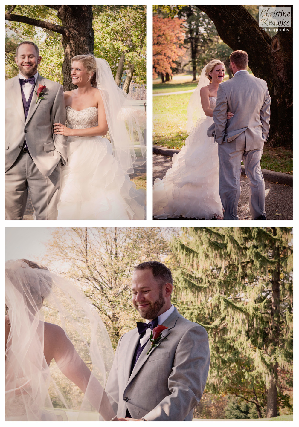 Christine Krawiec Photography - Hartefeld National Golf Club Wedding
