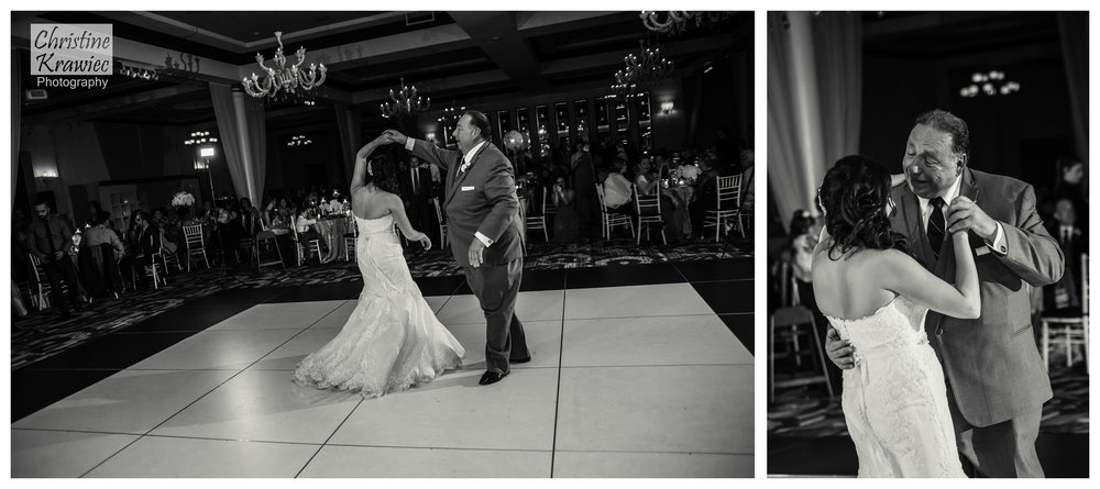 It never fails, Father Daughter dances always tug at my heartstrings