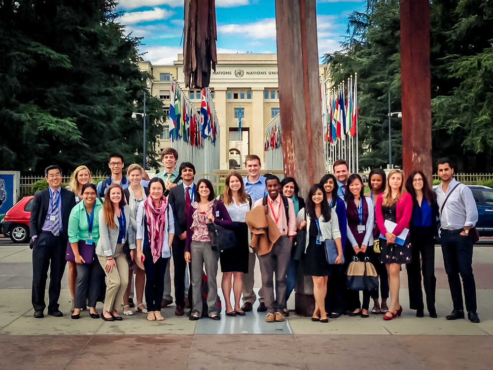 Duke Global Health Fellowship: Geneva, Switzerland