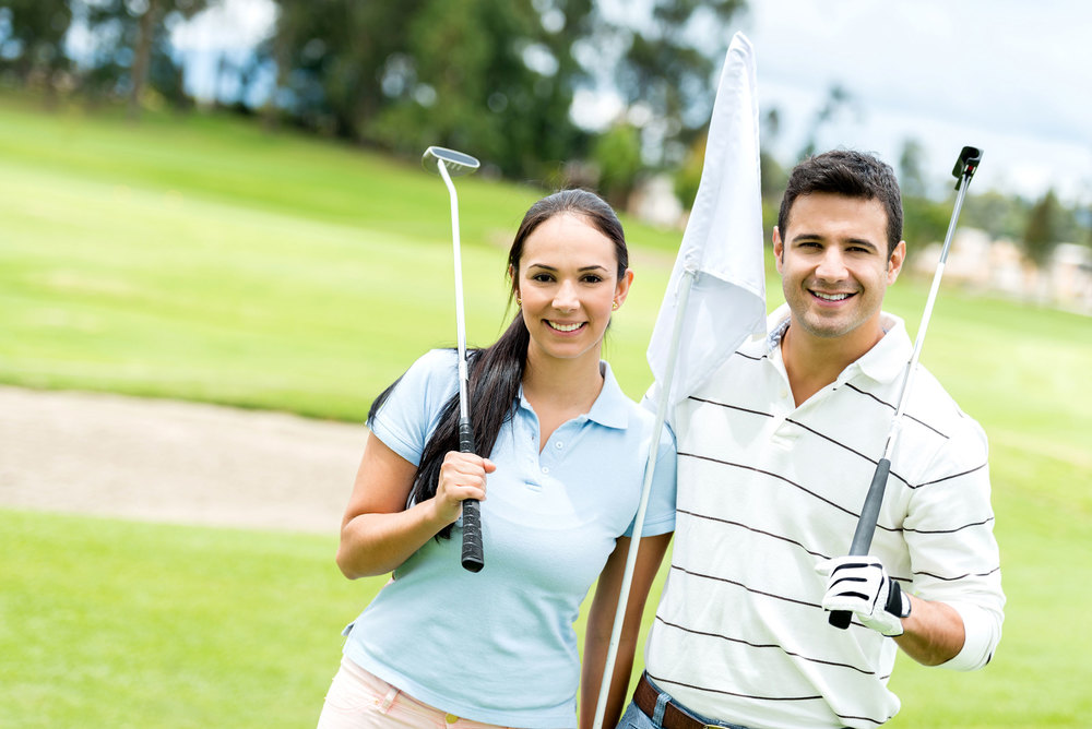 Have more fun playing golf    Get Started