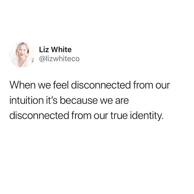 When we feel disconnected from our intuition it's because we are disconnected from our true identity.⠀ ⠀ It is when we are embodying an identity that is in conflict with our highest self.⠀ ⠀ It is when we are hiding pieces of ourselves from others.⠀ ⠀ It is when we are hiding pieces of ourself from ourself.⠀ ⠀ When we have allowed our identity to be formed simply because, or of a passive allowing, of an avoidance of judgement, we have done ourselves the biggest disservice of all.⠀ ⠀ From that place we cannot truly serve.⠀ ⠀ It is a desire not an embodiment.⠀ ⠀ The want is there but it cannot be truly realized because it is not within our grasp, because a current identity is not in alignment with that thing.⠀ ⠀ Only when we create our identity in alignment with our highest self can we see the highest miracles and give the highest service to others.⠀ ⠀ It is an act of love.⠀ ⠀ 〰️⠀ ⠀ Wow. That simply flowed like water through me as I was soaking in a deep tub... palo santo in the air... literally soaking in the energy of what I've been learning for Neuro Linguistic Programing this week as I become certified.⠀ ⠀ Our identities are so important. Yet often we allow them to be created passively, as a reaction to life and circumstances we experience...⠀ ⠀ What would happen is we intentionally formed our identities? If we created everything we wish/hope/want ourselves to be? If we then took that and accepted it at a subconscious and conscious level.⠀ ⠀ Would our world know no limits?⠀ ⠀ This is why I am so passionate about intuition, awareness, embodiment...⠀ ⠀ I am so excited to bring more NLP to you, because you deserve the world, and to be the person who has it.⠀ ⠀ #iamtheeverygirl #beingboss #createcultivate #thegramgang #savvybusinessowner #creativewomen #moneymakingmaven #thegramgang #insta180 #womeninbiz #smallbizsquad #creativechics #femtrepreneur #girlbosslife #bizbabe #shepreneur #profitplanner #spiritjunkie #spiritualista #highvibrations #yearofyou #intentionalliving #empoweredwomen #selfempowerment #lifelivedbeautifully #liveintentionally #findyourbliss #livewithintention #mycreativebiz #womensupportingwomen