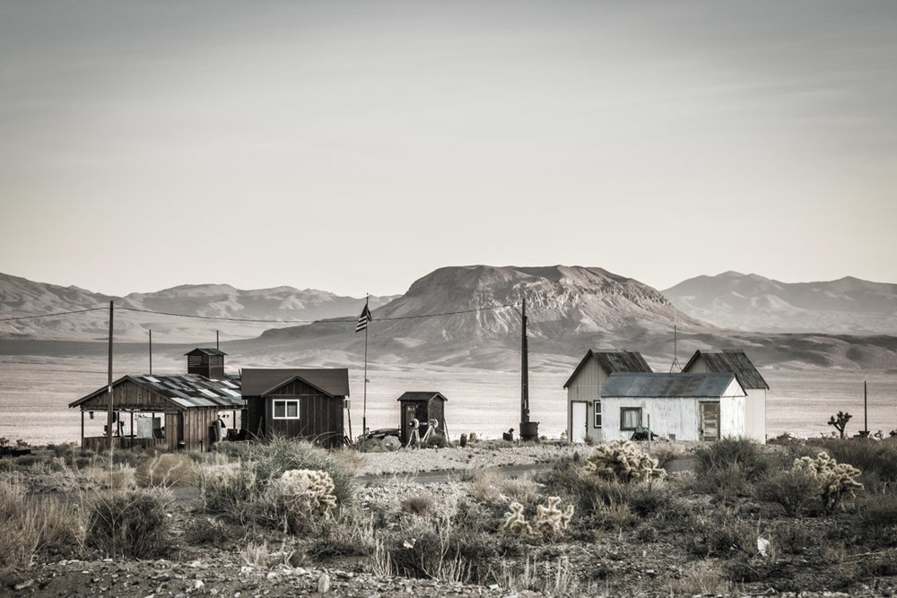 Gold Point, Nevada - Ghost Town
