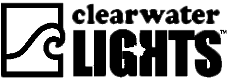 ClearWater Lights Logo BW.png