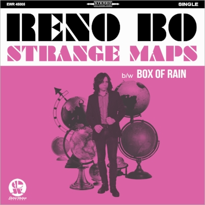 """Strange Maps"" b/w ""Box Of Rain"" (DIGITAL 45)"
