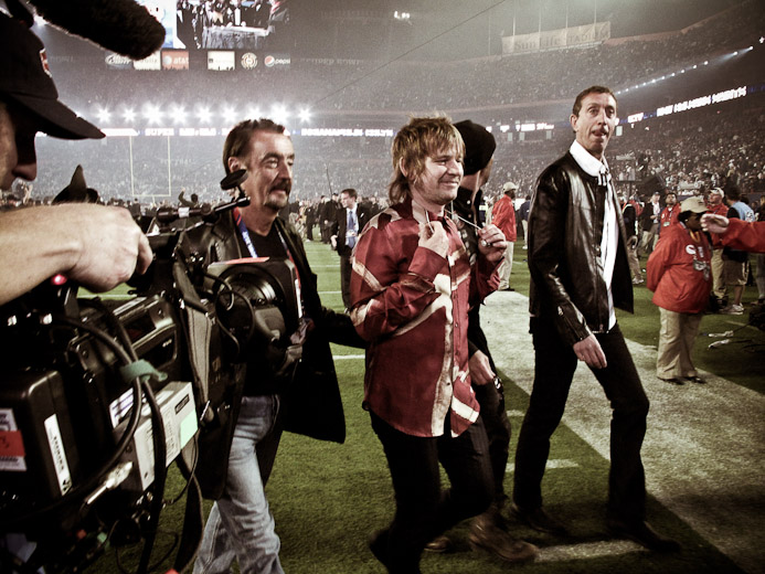THE WHO / Superbowl