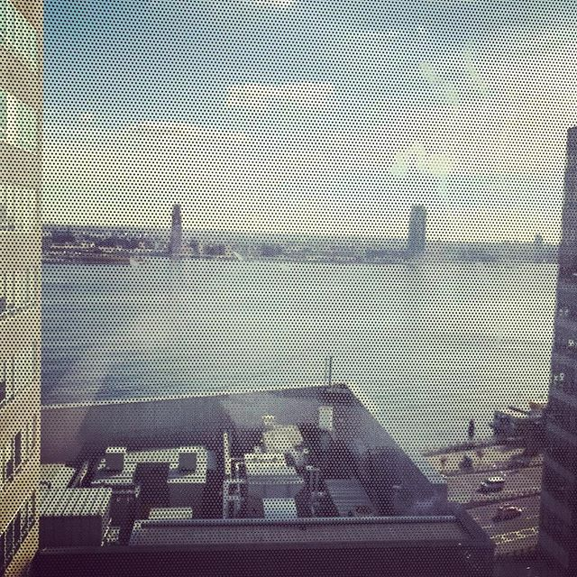 East River from 14th floor of NYU Langone.