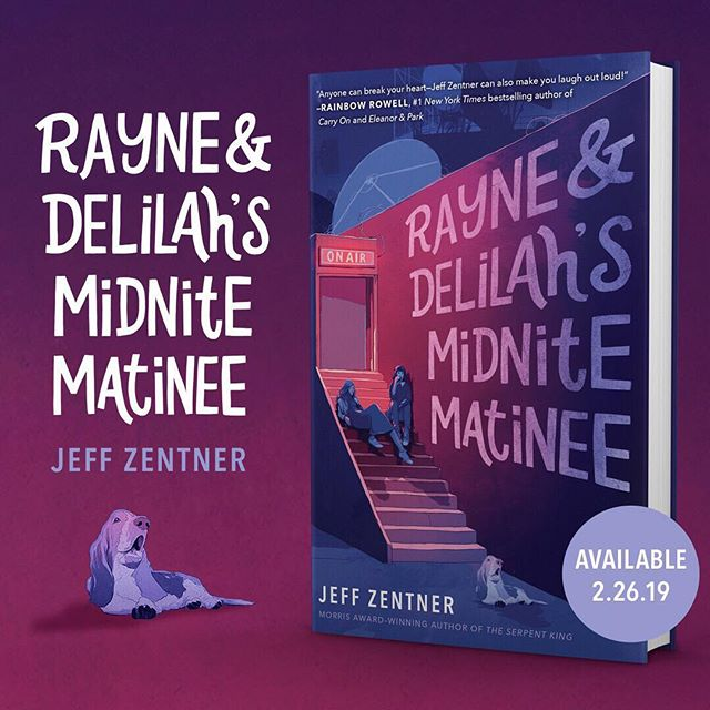 I had the extremely good fortune to read an early version of this, and I fell so in love with it. I can't wait for this book to come out, because it is hilarious and smart and full of heart, just like you'd expect from Jeff Zentner. Can't wait for you all to read it! 💕 @jeffzentner