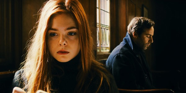 Elle Fanning and Alessandro Nivola in Sally Potter's     Ginger & Rosa