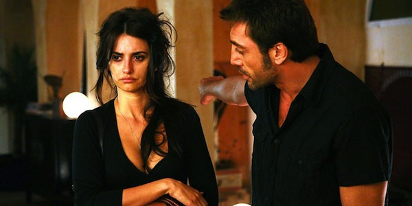 Penelope Cruz and Javier Bardem in Woody Allen's Vicky Cristina Barcelona
