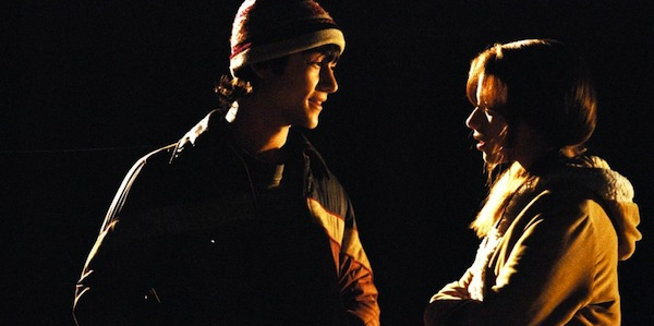 Joseph Gordon-Levitt and Michelle Trachtenberg in Gregg Araki's  Mysterious Skin