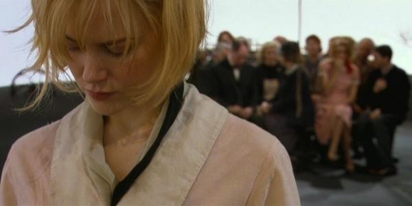 Nicole Kidman in Lars von Trier's  Dogville