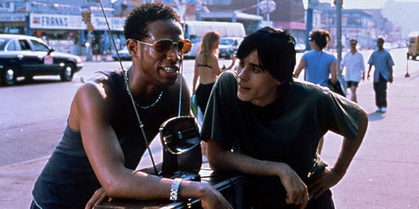 Marlon Wayans and Jared Leto in Darren Aronofsky's Requiem for a Dream