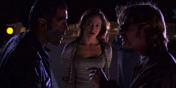 George Clooney, Jennifer Lopez and Steve Zahn in Steven Soderbergh's Out of Sight