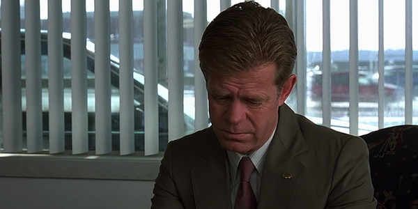 William H. Macy in Joel Coen and Ethan Coen's  Fargo