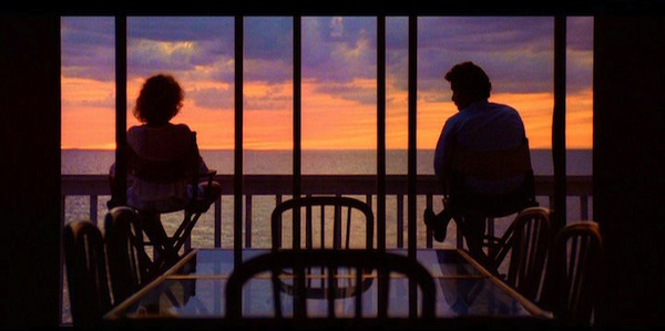 Kim Greist and William Peterson in Michael Mann's Manhunter