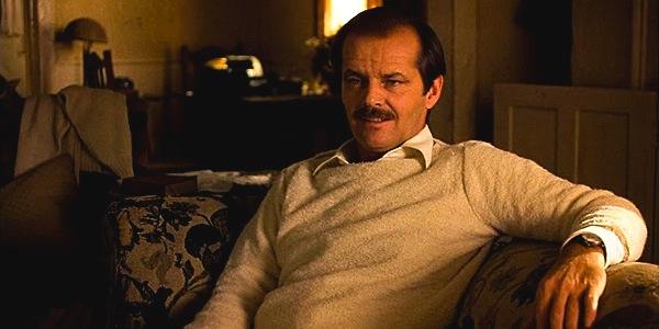 Jack Nicholson in Warren Beatty'sReds