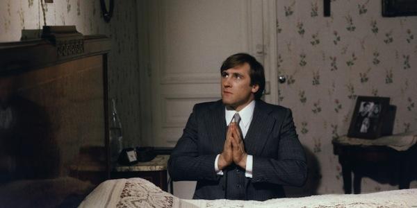 Gerard Depardieu in Alain Resnais'Mon Oncle d'Amerique