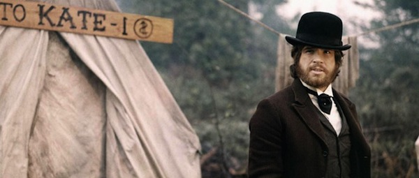 Warren Beatty in Robert Altman's  McCabe & Mrs. Miller