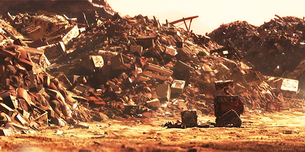 Andrew Stanton's WALL-E