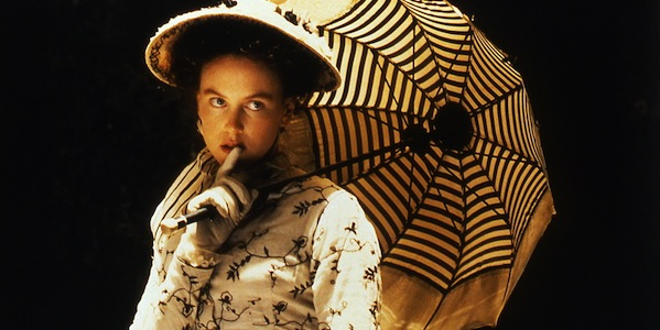 Nicole Kidman in Jane Campion's  The Portrait of a Lady