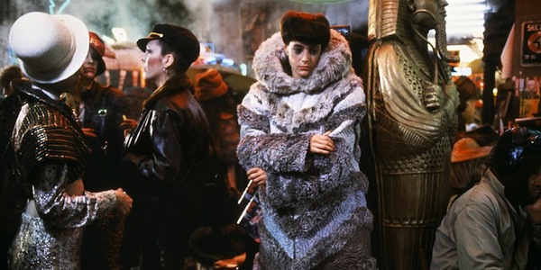 Sean Young in Ridley Scott's Blade Runner