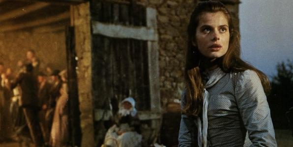 Nastassja Kinski in Roman Polanski's Tess