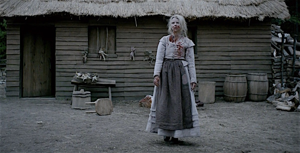 Anya Taylor-Joy in Rogert Eggers' The Witch